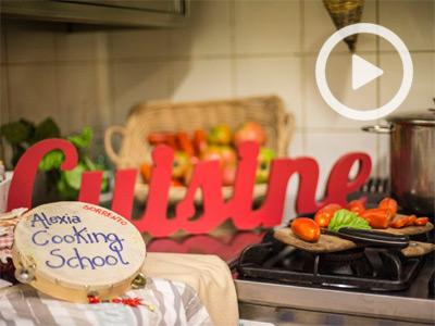 Alexia Cooking School Sorrento