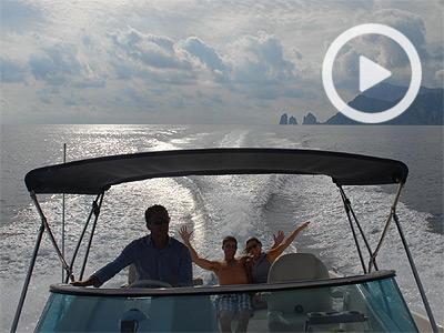 Exclusive Cruises Amalfi Coast