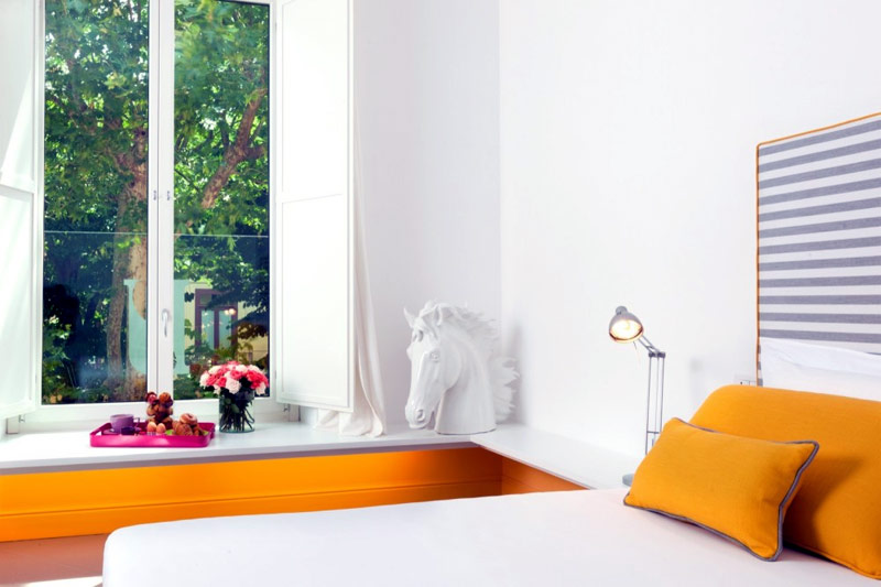Palazzo Jannuzzi Bedroom