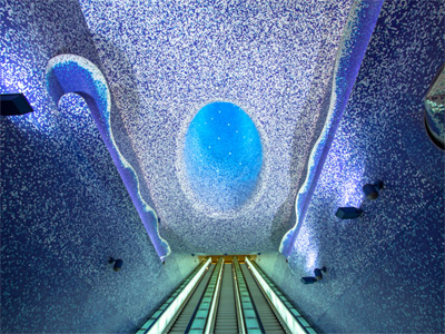 Naples Art Metro Stations