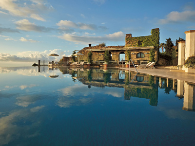 Caruso Hotel in Ravello