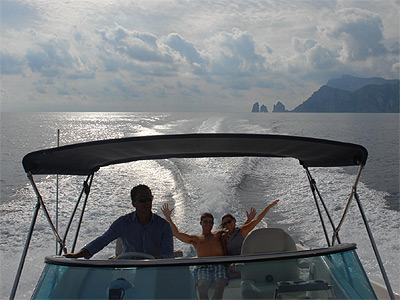 Exclusive Cruises Amalfi coast