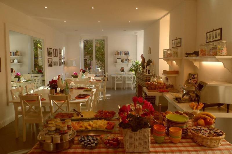 Pallazzo Jannuzzi kitchen