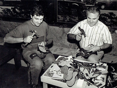 Siniscalchi Sandals from Sorrento