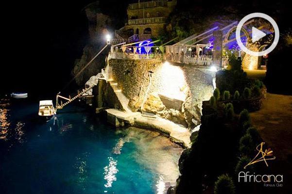 Africana Famous Club Amalfi Coast