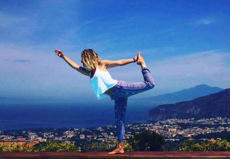 Yoga retreats - Sorrento and the Amalfi Coast