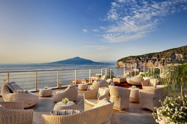 Mediterraneo Hotel Sorrento