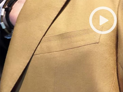 Neapolitan Tailored Jacket