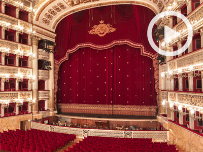 San Carlo Opera House in Naples