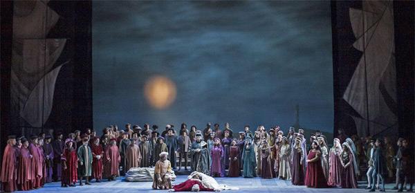 Simon Boccanegra Opera Naples