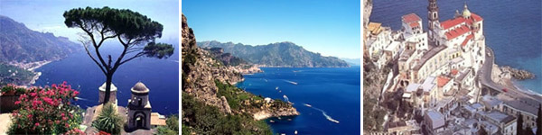 Amalfi Drive Excursions