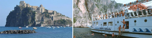 Capri and Ischia Tours