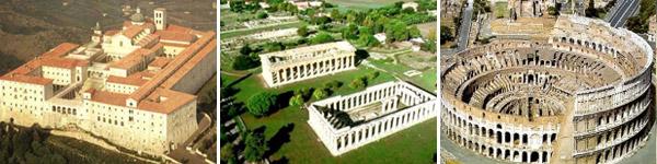 Rome Paestum Cassino Tours