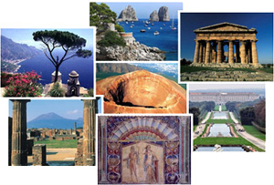 Excursions and tours from Sorrento