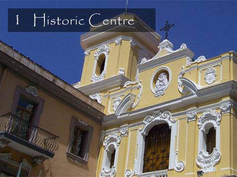 Sorrento's Historic Centre