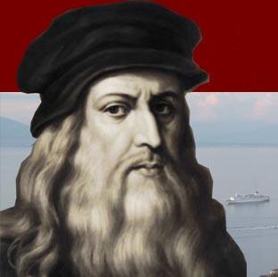 Leonardo Da Vinci Exhibition in Sorrento