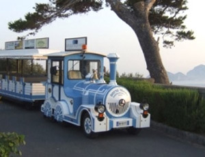 Sorrento tour by Road Train