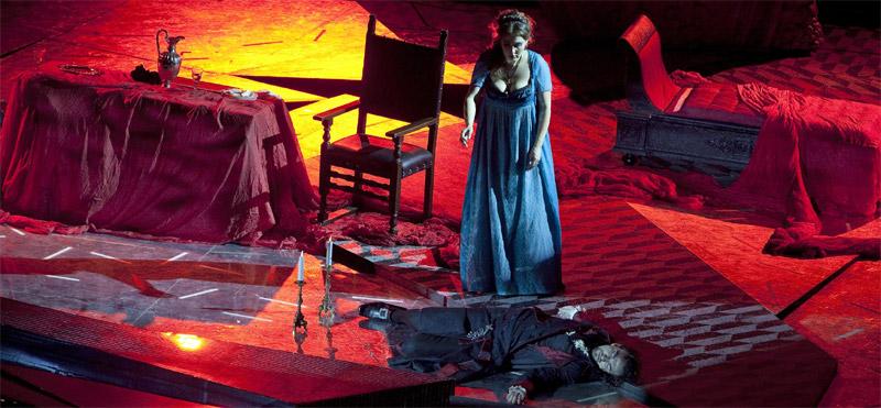 San Carlo Opera - Tosca