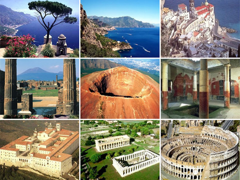 Tours and activities from Sorrento
