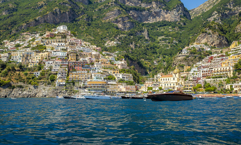 Amalfi coast boat tour