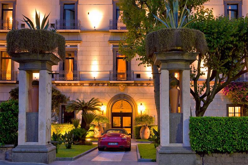 Cocumella Hotel Sorrento