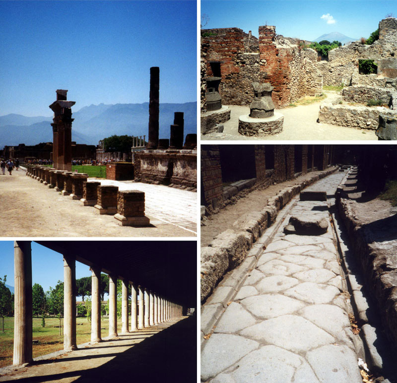 Pompeii excursion