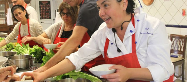 Italian Cooking School Sorrento