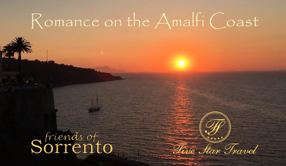 Weddings in Sorrento and the Amalfi Coast