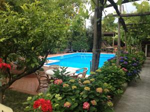 Vill Ida Garden