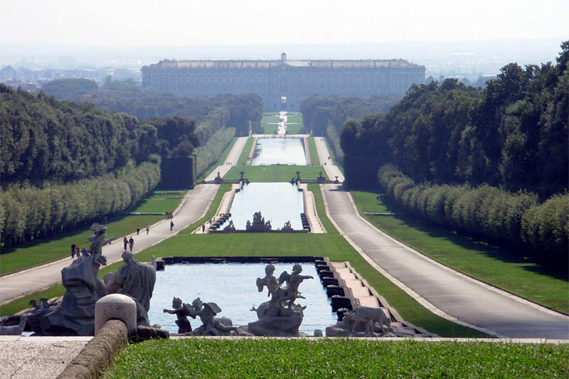 Caserta tour from Sorrento