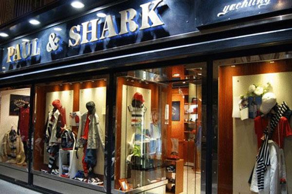 Paull & Shark