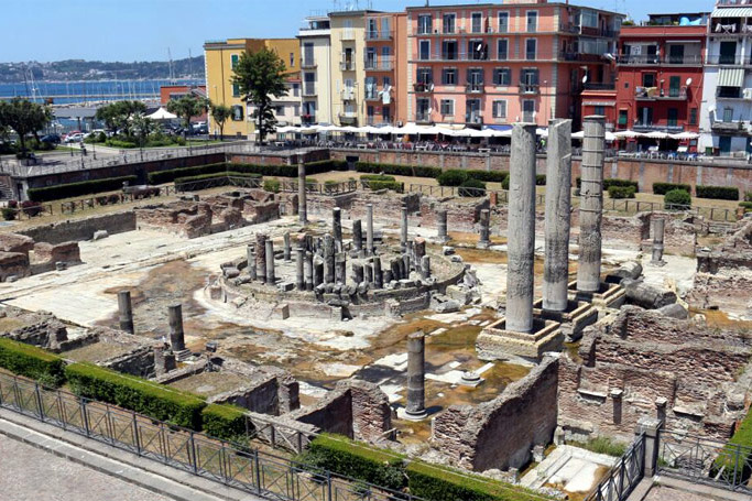 Pozzuoli tour from Sorrento