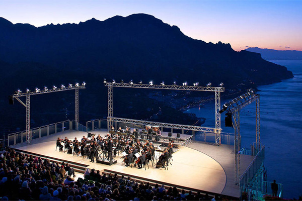 Ravello concert tour from Sorrento