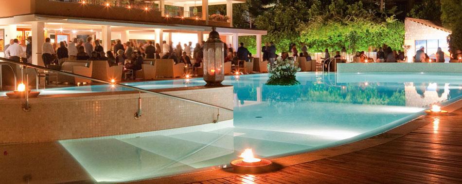 Excelsior Vittoria pool