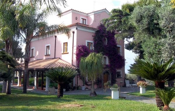 Villa Capo Santa Fortunata