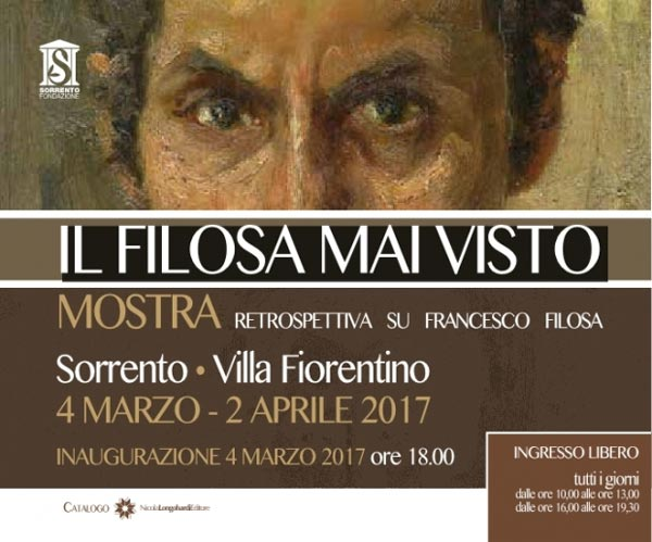 Francesco Filosa Exhibition Sorrento