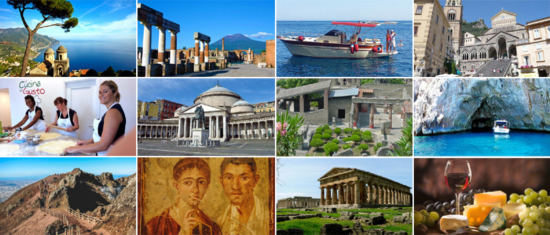 Viator Excursions from Sorrento