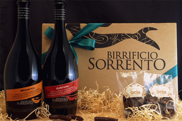 Birrificio Sorrento Gift Boxes