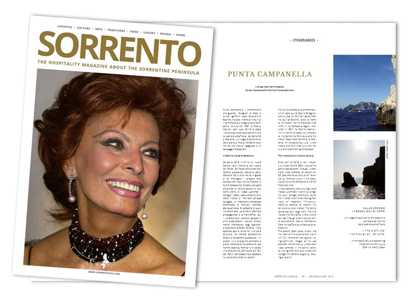 Sorrento Magazine