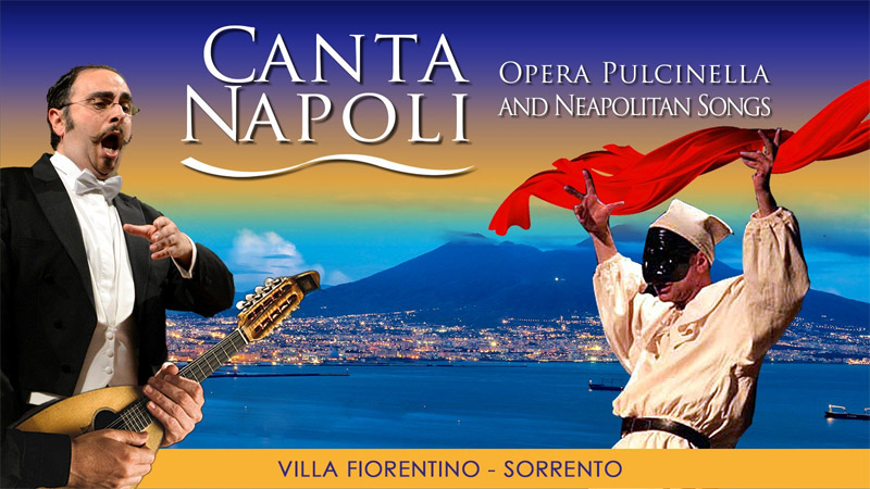 Canta Napoli in Sorrento