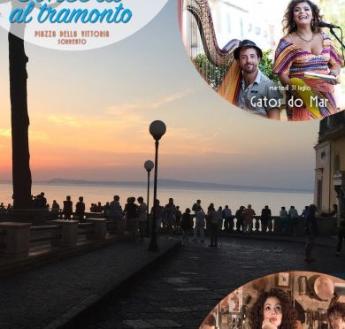 Sunset Concerts in Sorrento