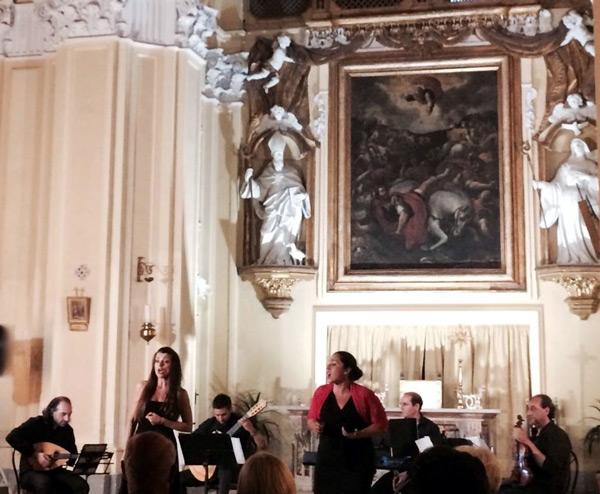 Ensemble Concert in Sorrento