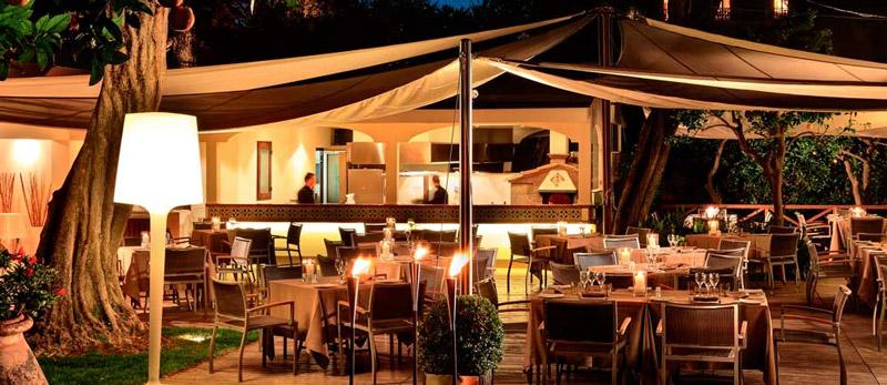 Where to eat in sorrento friends of sorrento for Terrazza vittoria sorrento