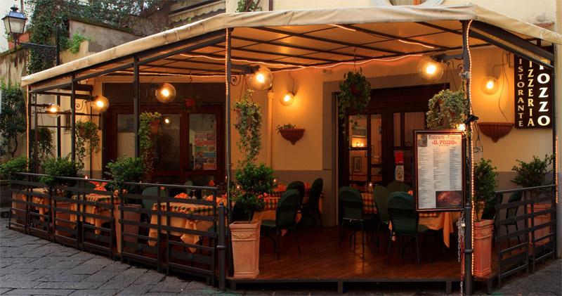 Il Pozzo Restaurant in Sorrento