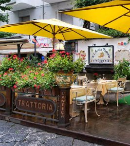 Where to eat in Sorrento