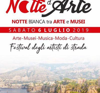 Art Night in Sorrento