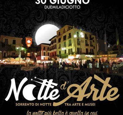 Sorrento Art Night