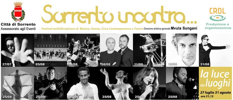 Sorrento Incontra Festival