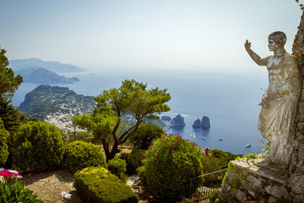 Capri excursion from Sorrento