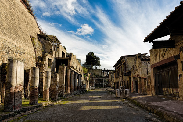 Herculaneum excursion